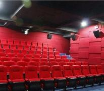 杭州余杭区电影院软包工程
