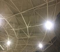 职业学校演播室【无机纤维喷涂隔音改造工程】
