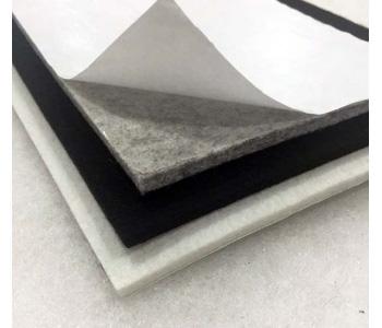 背胶聚酯纤维吸音板