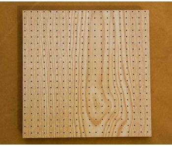 木丝微孔吸音板
