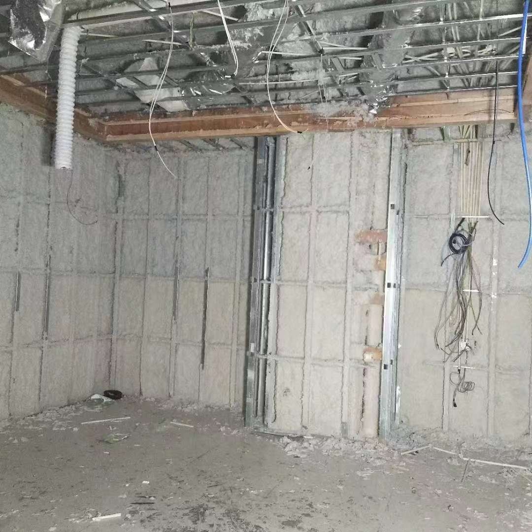 临沂房间硬质无机纤维喷涂厂家