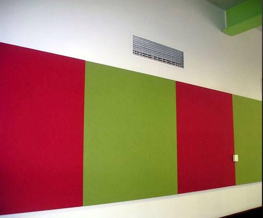 幼儿园隔音防撞吸音板