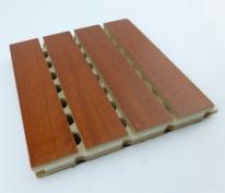 玻镁复合槽木吸音板