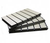 陶铝槽木吸音板