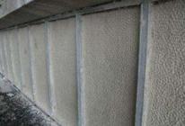 超细无机纤维保温喷涂地下室中的应用