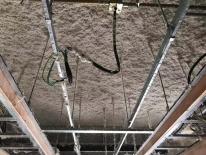 临沂电梯井无机纤维喷涂施工