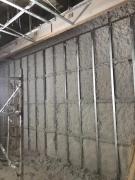 亳州厂房无机纤维喷涂保温施工价格
