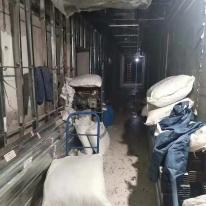 莱芜地下室防火纤维喷涂施工