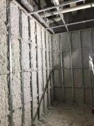 滨州地下室有级机纤维喷涂施工