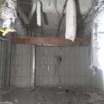 济南电梯井防火纤维喷涂价格